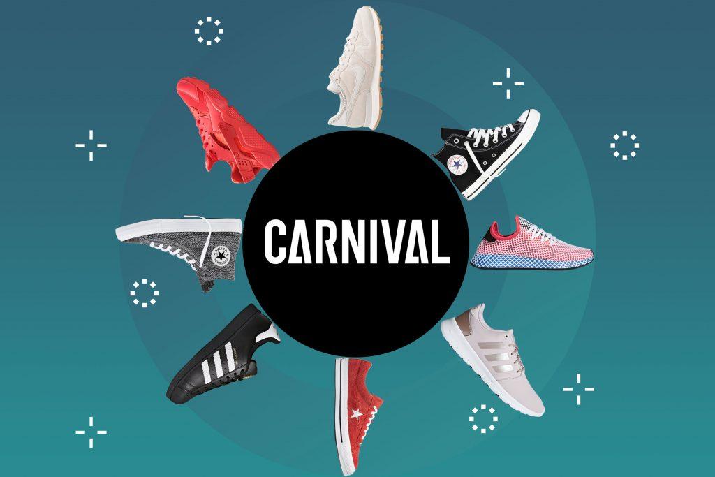 ร้านรองเท้า Carnival Store – ความสำเร็จของ ปริ๊น อนุพงศ์