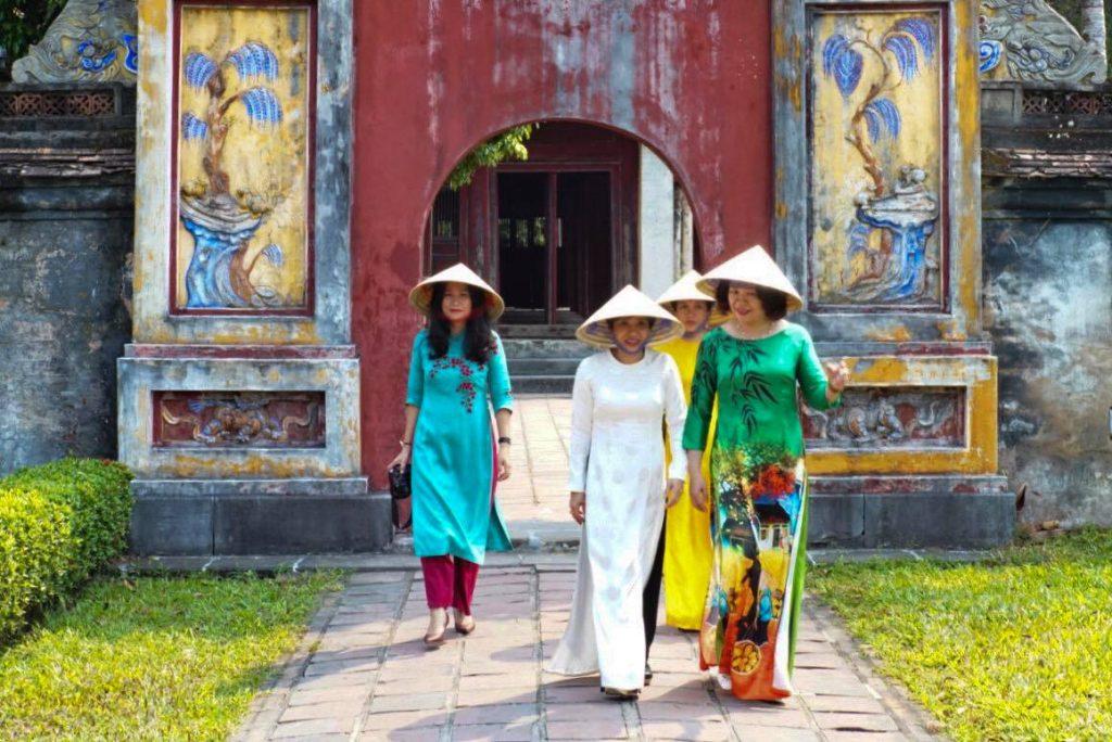 เวียดนาม : สร้างตัวตนใช้ประโยชน์กับสิ่งที่มี