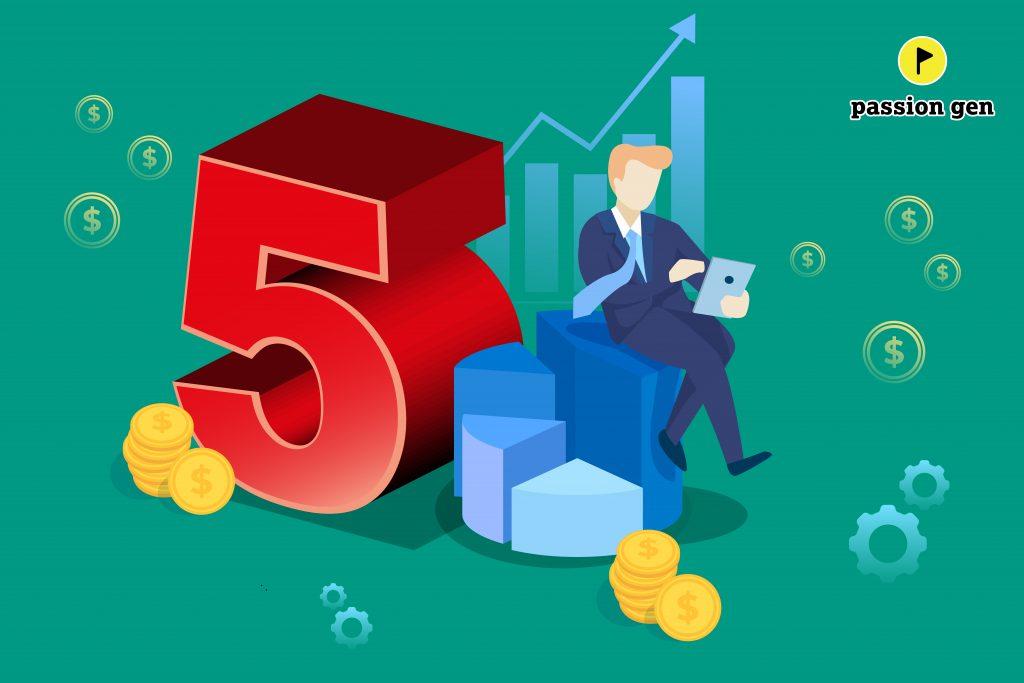 5 วิธีกระตุ้นกระแสเงินสดในสถานการณ์เศรษฐกิจตกต่ำ