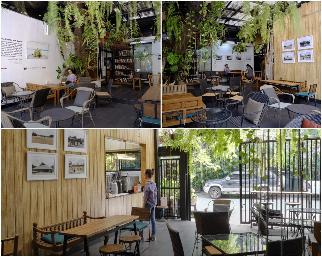 RMA Cafe Sukhumvit