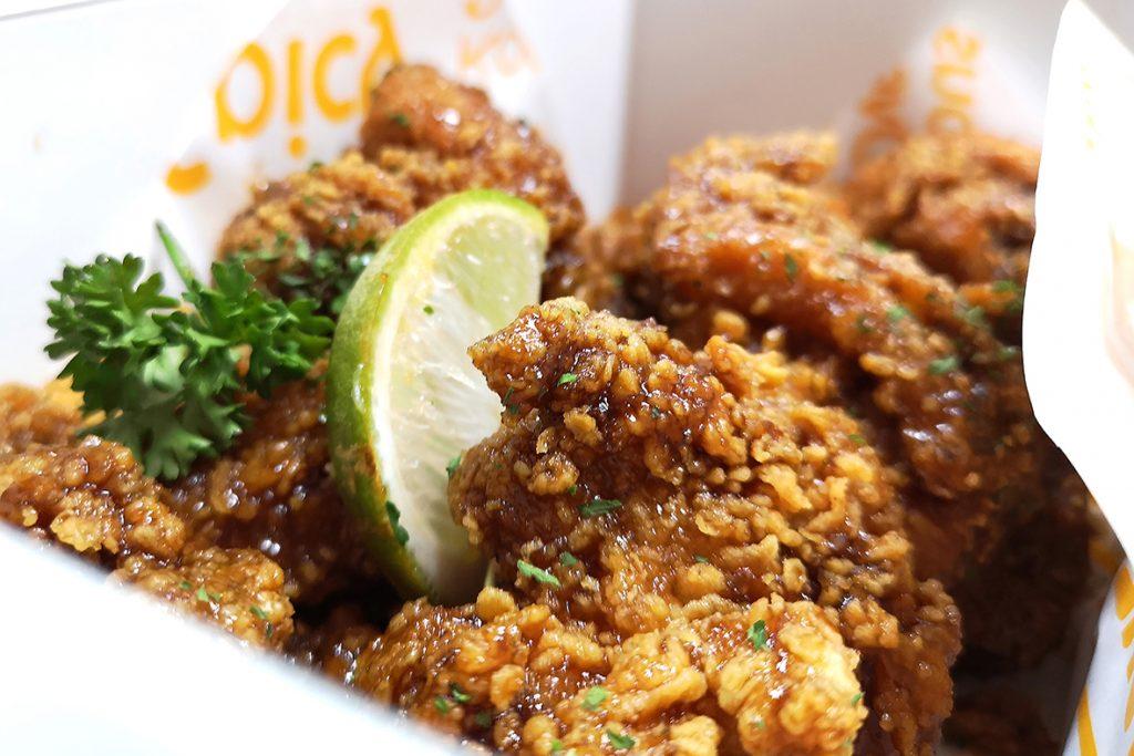 Tikkudak Chicken
