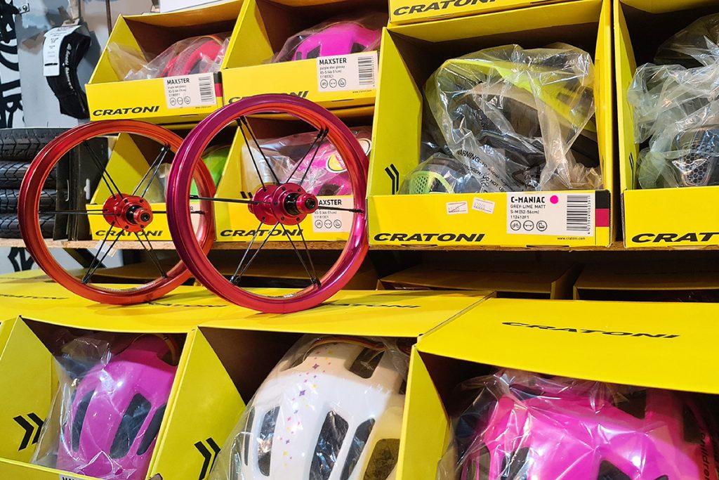 หมวกจักรยาน - Bovelo Bangkok Bike Shop
