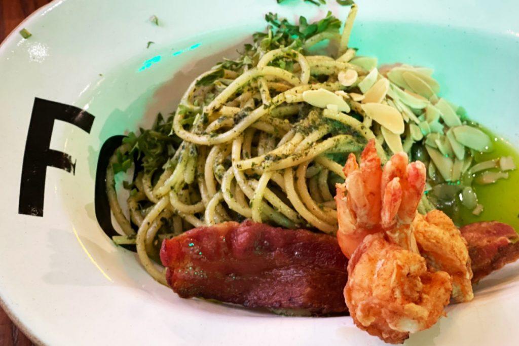 passion market-A Fox Princess - Pesto Pasta