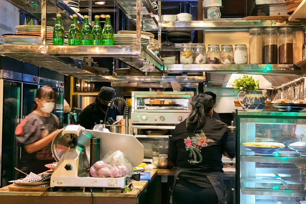 passion market-A Fox Princess Kitchen